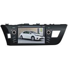 Reproductor de DVD de coche Android GPS para Toyota Corolla Radio USB
