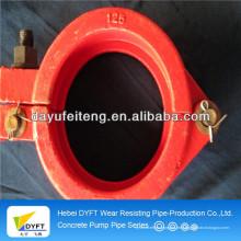 Schwing / PM / Sany Standard Betonpumpenschellenkupplung