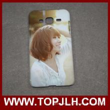 3D Custom impression Sublimation Phone Case pour Samsung Galaxy J3
