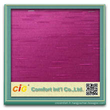 canapé tissu velours pile canapé tissu tissu aveugle verticale rouleaux utilisés pour tissu déco meubles et canapés à Dubaï le flocage