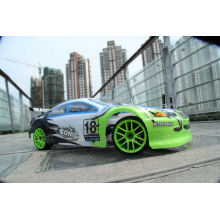 PVC Plastic Material 1/10 Nitro RC Car for Sale