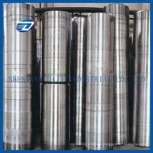 Bastidor de lingotes de titanio puro ASTM B367
