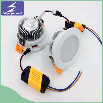 5W 7W 9W LED encastré Plafonnier Downlight