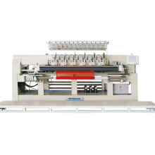 Computerized Roll to roll embroidery Machine