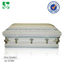 JS-ST498 metal casket made in China