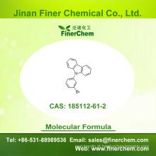 Cas 185112-61-2 | 9- (3-Bromofenil) -9H-carbazole | 185112-61-2 | Preço de fábrica | Grande estoque