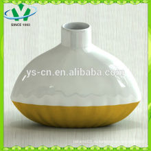 Элегантные китайские золотые керамические вазы