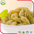 Green Dried Raisin with Good Quality