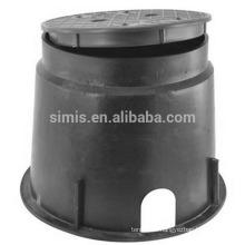 Hidrante de incendios Caja de superficie Cajas de medidor de agua: