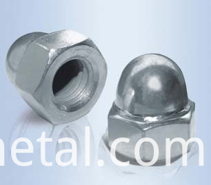 hex cap nut