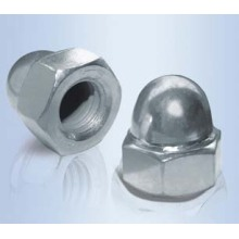 Stainless steel square nut cap nuts