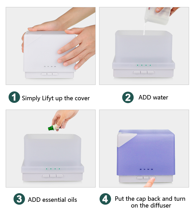 essential oil diffuser cool mist