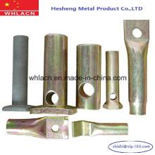 Conector de fijación para hormigón prefabricado con extremo plano (M12-M30)