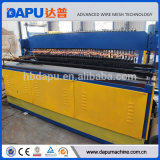 Welded wire mesh wall fence machine