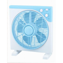 "12"" Electric Box Fan Speed Control Fan with Timer"