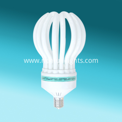 8U 200w lotus energy saving lamp