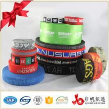 Kundenspezifisches elastisches Band, elastisches Jacquardwebbing für Unterwäsche