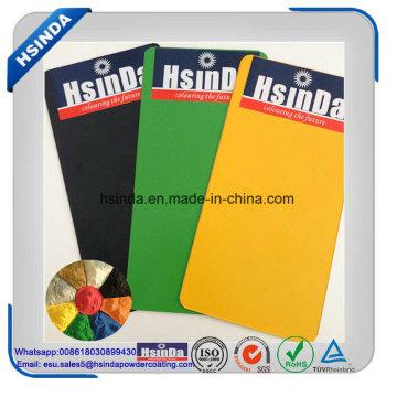 Eco Friendly Powder Paint Various Color Epoxy Interior Home Appliances Powder Coating