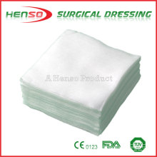 HENSO Sterile Non Woven Gauze Swabs