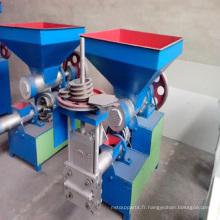 Concasseur de mousse de plastique de broyeur de polystyrène
