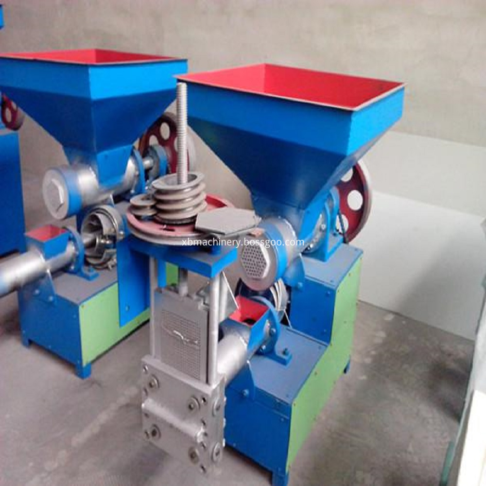 crusher foam crusher machine