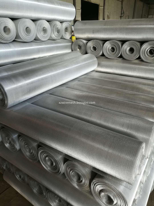 Aluminum Expanded Diamond Mesh