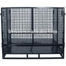 Faltbare Gitter Draht Käfig Lagerung panel