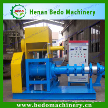 Haute machine de traitement d'extrudeuse de soja de l'efficacité 2t / h de fonctionnement / machine de traitement de soja avec du CE 008618137673245