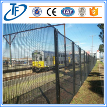 Anti Climbing dan Anti Cutting Barriers