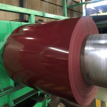 Bobine d'acier en métal galvanisé enduit de couleur prélaqué