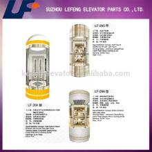 Ascensor para exteriores de vidrio Ascensor para la venta