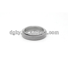 Stainless Steel Men Vintage Finger Ring