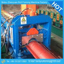 Máquina de moldagem de rolo de cume de metal, fabricação de máquina de tampa de cume, máquina de tampa de telhado com alta qualidade