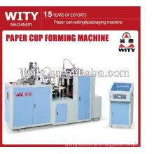 Máquina de copo de papel