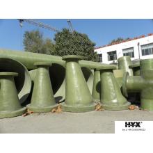 Réducteur de FRP / GRP pour le tuyau