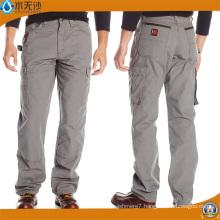 Wholesale Men Work Trousers Wide Leg Cargo Pants