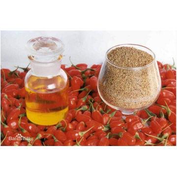 Масло семян волчицы, чистое масло семян ягвы Goji