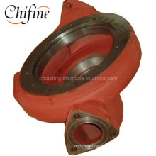 Ductile Cast Iron Green Sand Casting Pump Body