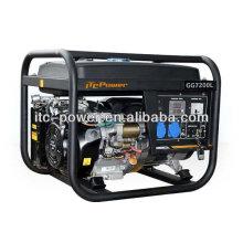 ITC-POWER gerador portátil gerador de gasolina portátil 5kVA