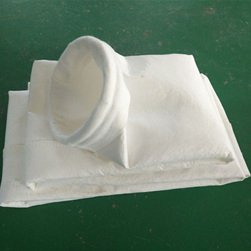 Dust filter bag cement Dacron dust collecting bag