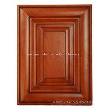 Porta de armário de cozinha de madeira sólida para Amrican (HLsw-1)