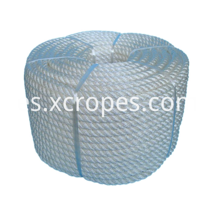 3 Strand Twisted Rope