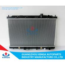 Oil Cooler Car Auto Parts Aluminum Brazed Radiator for Nissan