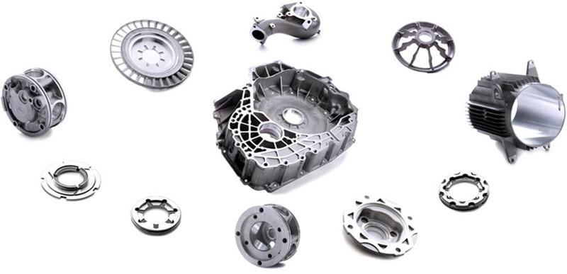 aluminum die casting services