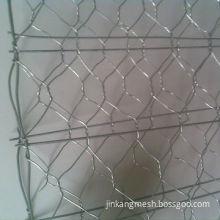 PVC coated stone cage gabion box