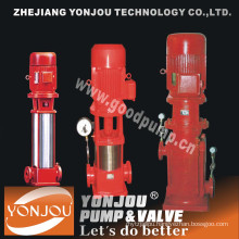 Boosting Vertical Multistage Fire Fighting Pump