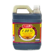 Salsa de soja de hongo de grado superior de 1.6L