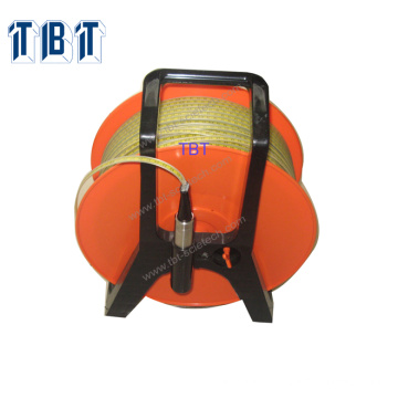 High accuracy borehole water level indicator meter