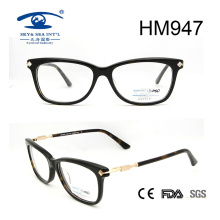 Handmade Custom Fashion Acetate Optical Frame (HM947)