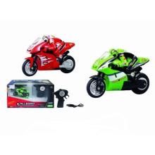 Mando a distancia Radio / C Juguetes de motocicleta con 4 funciones
